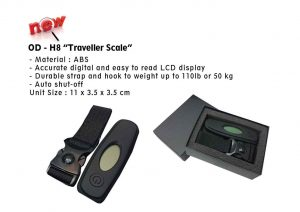 LUGAGE SCALE , TRAVEL SCALE